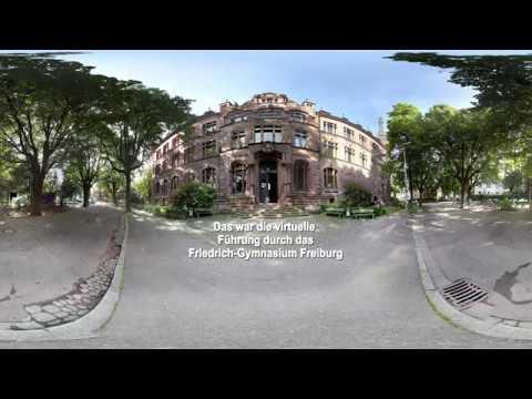 Virtuelle Führung durch das Friedrich-Gymnasium Freiburg