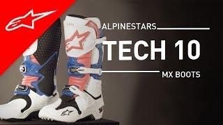 TECH 10 BOOTS l Alpinestars