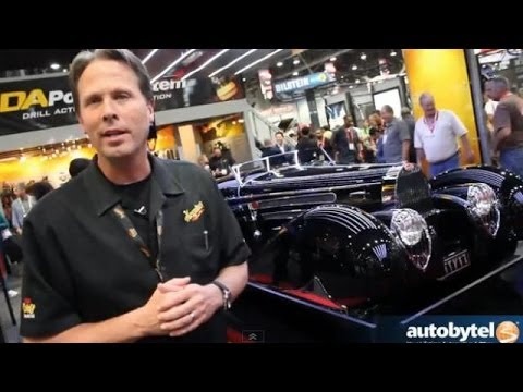 SEMA 2013: Looking At Meguiar