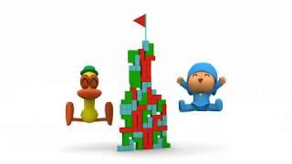 Pocoyo português Brasil - Let's Go Pocoyo! - A incrível torre (S03E17)