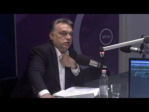Βίκτορ Όρμπαν: «Η Κομισιόν ζει σε γυάλινο πύργο»