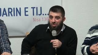 Disa Intelektualë shqiptarë fyejn Islamin në emër të patriotizmit - Enes Goga dhe Bekir Halimi