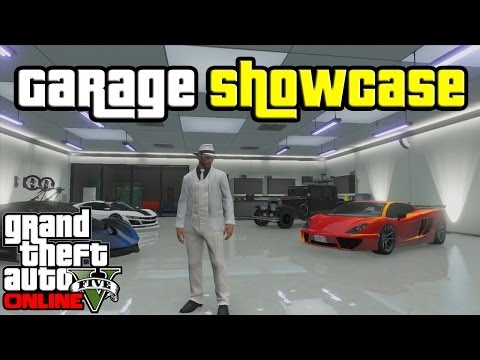 how to sell your garage in gta 5 online