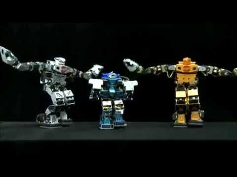 Collection - Dancing Robots
