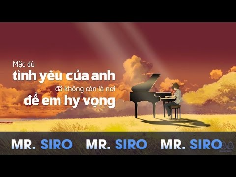 Tự Lau Nước Mắt - Mr Siro (Official Lyrics Video) - Thời lượng: 5:23.