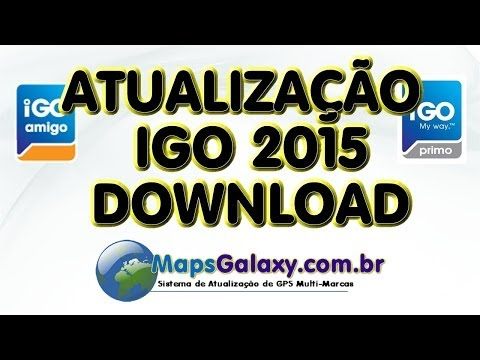 Baixar Atualização IGO 2015   Amigo Primo IGO8 Tutorial Completo