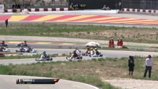 Alcaniz Spain  city photos : CIK-FIA European Championship KF, Alcaniz (Spain) - KF Prefinal 1