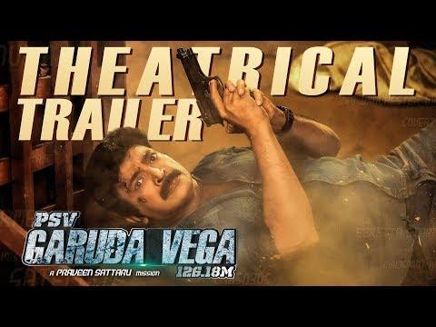 PSV Garuda Vega Trailer