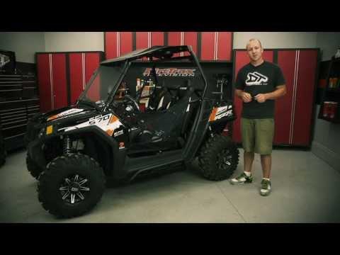 2013 RZR 570 Trail Tech Project