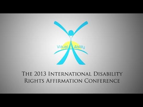 Disability Rights Around the World – International Panel #2