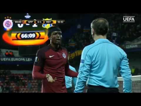 Sparta Prague vs Rostov 1-1Europa League All Goals & Highlights 23/02/2017