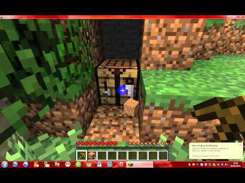 comment trouver fer minecraft