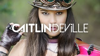 My inner 'Caitlyn' came out to play to cover the super-rad League of Legends World Championship Anthem (2014) by Imagine Dragons!Thanks to my Patreon supporters for making this video possible - Consider Patreon-izing me to see more: http://www.patreon.com/caitlin (all my feels for your support)If you'd like to download this track it's available for FREE here:https://soundcloud.com/electricviolinist/warriors-imagine-dragons-electric-violin-cover-caitlin-de-villeOther music available directly from me on Loudr.fm - pay what you want! http://loudr.fm/artist/caitlin-de-ville/GaupNCaitlin De Ville - Electric ViolinistWEBSITE: http://www.caitlindeville.comFACEBOOK: http://www.facebook.com/caitviolinTWITTER: http://www.twitter.com/electricandliveTrack produced for me by Vaughan De VilleCinematography by:Vaughan De Ville and Tim Wecke  http://www.timwecke.com/Bodypainting by:Jim Raubenheimer  https://www.facebook.com/capetownbodypaintFilmed in Cape Town, South Africa
