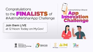 MapmyIndia India's GPS Navigation & Location Tech App At Digital India's Aatmanirbhar Bharat App Innovation Challenge