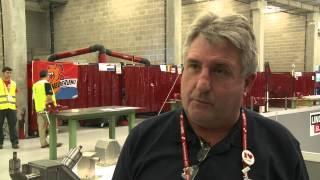 [EuroSkills Spa-Francorchamps 2012] Soudeurs - Welders