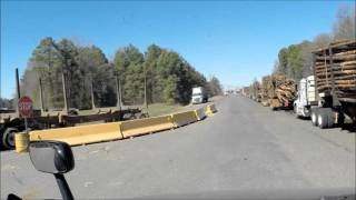 Mansfield (LA) United States  City pictures : Truck Roll Over (Mansfield, LA)