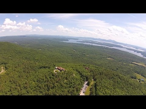 Moultonborough Drone Video