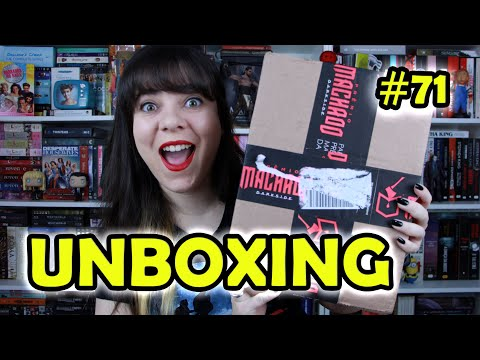 Unboxing DarkSide Books #71