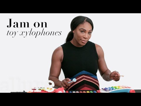 Serena Williams Tries 9 Things She's Never Done Before | Allure