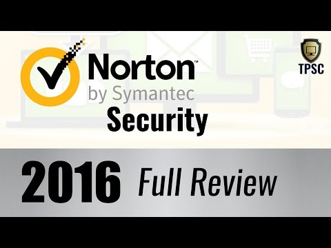 Norton Security 2016 Review