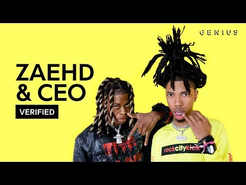 "ZaeHD & CEO ""All In"" Official Lyrics & Meaning 