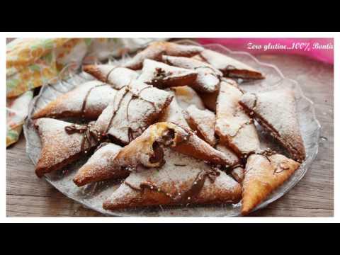 ravioli dolci all'arancia ripieni di nutella - ricetta