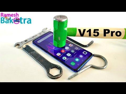Vivo V15 Pro Screen Scratch Test - Thời lượng: 4 phút, 4 giây.
