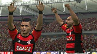 Brasileirao 201 / Campeonato Brasileiro Pro Evolution Soccer 2016 Flamengo vs São Paulo I Campeonato Brasileiro 2°...