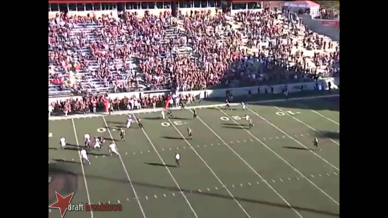John Kanongata'a vs Eastern Washington (2013)