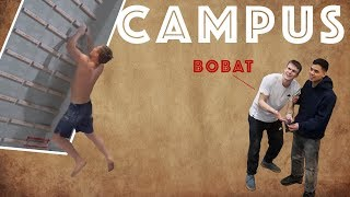 CAMPUS TRAINING WITH THE BOBATS | #148 by Magnus Midtbø