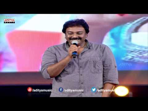 V V  Vinayak Speech At Pilla Nuvvuleni Jeevitham Audio Launch