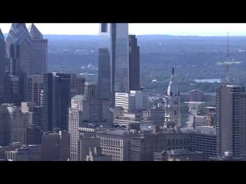 Philadelphia Aerial Footage