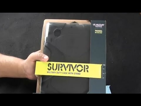 Griffin Survivor Case for Apple iPad 2