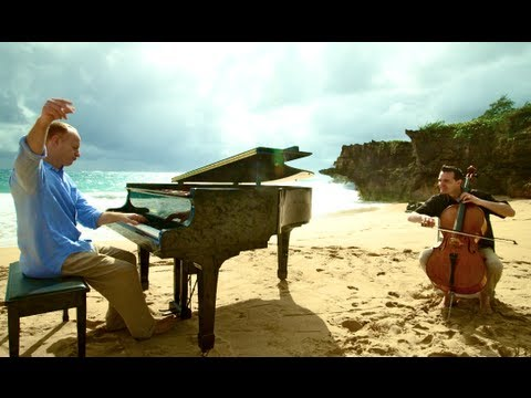 Over the Rainbow/Simple Gifts (Piano/Cello Cover) - ThePianoGuys Video