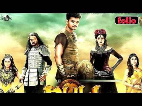 Sridevi Reaches An Agreement With 'Puli' Producers!