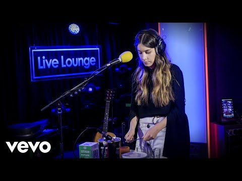 Bad Liar (Selena Gomez cover) in the Live Lounge