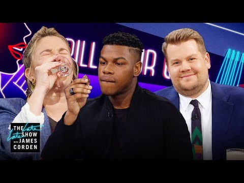 Spill Your Guts or Fill Your Guts with John Boyega and Drew