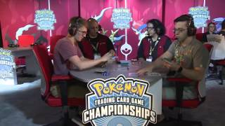 2016 Pokémon National Championships: TCG Masters Top 4 by The Official Pokémon Channel