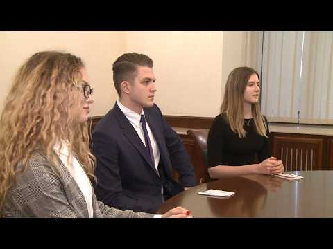 Students from the diaspora started internship at the Presidency of Moldova
