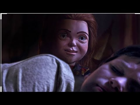 Child's play 2019 chucky gives a shocking gift to andy
