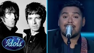 DON'T LOOK BACK IN ANGER Oasis Cover By Abdul On Indonesian Idol 2018