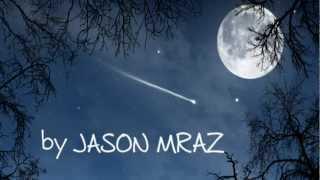 Jason Mraz - I Won't Give Up (a lyric video by cybz)