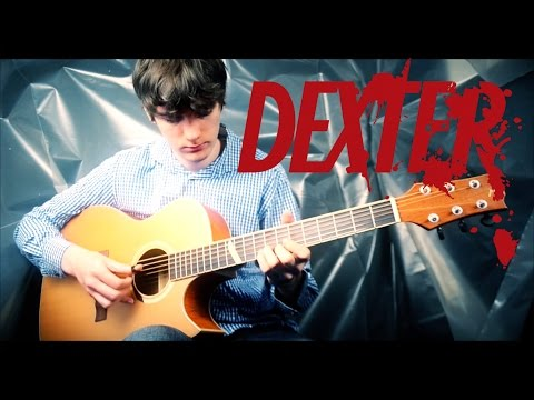 Dexter - Blood Theme - Fingerstyle Guitar Cover