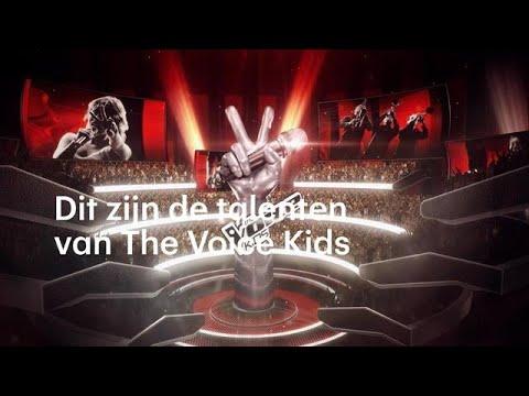 Zij zongen de afgelopen jaren de sterren van de hemel in The Voice Kids - RTL NIEUWS