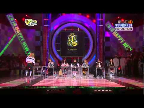 SNSD VS After School @ Star Dance Battle