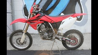 5. 2007 Honda CRF150R ... Great Mid Size MX Bike