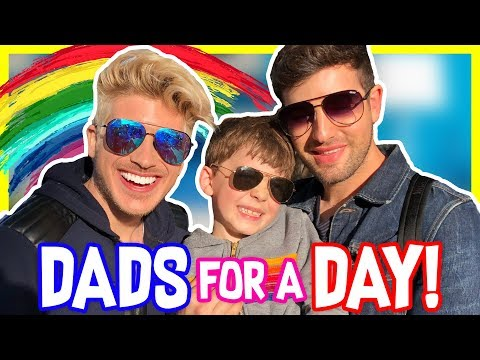 WE TRIED BEING DADS FOR A DAY!