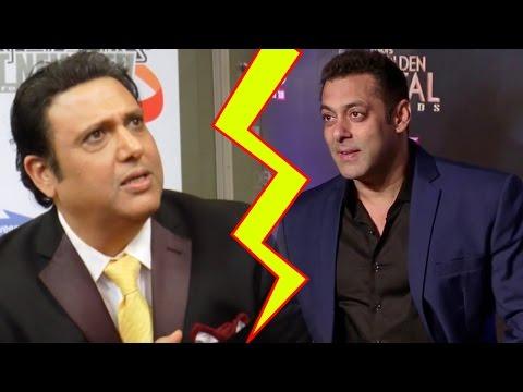 All's Not Well Between Salman Khan And Govinda?