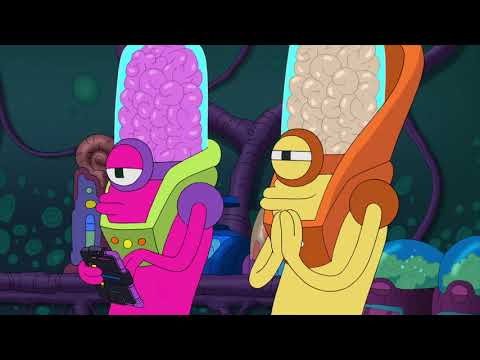 American Dad – Jeff's Back! (clip5)