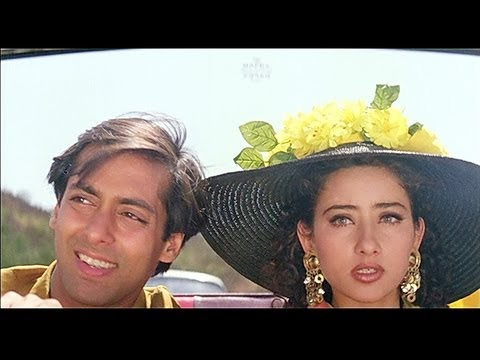Video Salman Khan Songs - Sanam Sangdil Sanam Title Track - Manisha Koirala - Kavita Krishnamurthy download in MP3, 3GP, MP4, WEBM, AVI, FLV January 2017